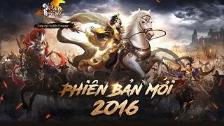 Võ Lâm Miễn Phí tái xuất giang hồ cùng phiên bản mới 2016