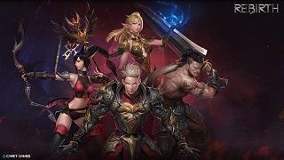 Rebirth: Shadow of Salvation - GMO RPG xứ Hàn tung trailer hé lộ đồ họa cực đỉnh