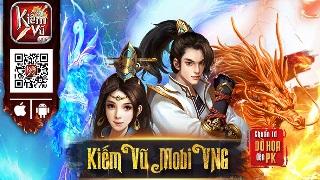 Kiếm Vũ Mobi VNG đã chính thức ra mắt