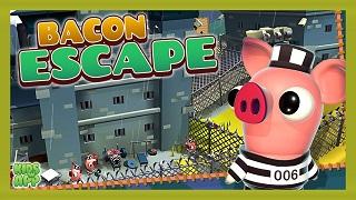 """Bacon Escape – xả stress cực đã với hành trình """"vượt ngục"""" vui nhộn"""