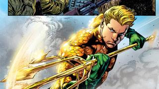 Truyền thuyết về Aquaman – anh hùng mới sắp xuất hiện trên màn ảnh của DC comics