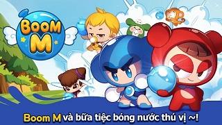 Bom tấn Boom M của Nexon ấn định ngày ra mắt, hứa hẹn có hỗ trợ tiếng Việt