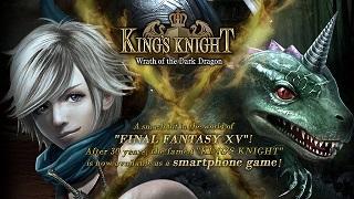King's Knight: huyền thoại 30 năm từ Square Enix vừa trở lại trên mobile