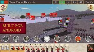 Bom tấn ROME: Total War – Đã có mặt trên Google Play