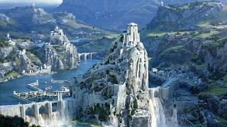 Cận cảnh vẻ đẹp bí ẩn của các vùng đất trong LMHT (Phần 1)
