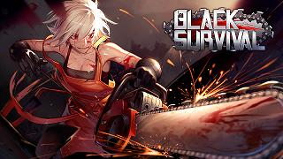 Black Survival – tựa game RPG sinh tồn đồ hoạ anime cực hấp dẫn