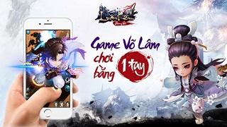 Game võ hiệp Luận Kiếm Giang Hồ sắp ra mắt tại Việt Nam