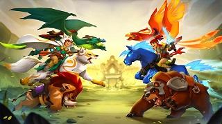 """Đổi gió với Beast Brawlers - Game MOBA """"đấu trường thú"""" PvP cực độc đáo"""