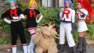 Đủ mọi sắc thái với các tác phẩm cosplay team Rocket