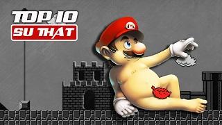 10 sự thật ít ai biết về nấm lùn Mario
