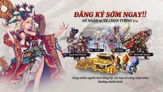 Final Blade mở đăng ký sớm, tặng quà khủng cho game thủ