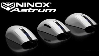 Ninox Astrum: chuột gaming cực ấn tượng với tận 13 biến thể