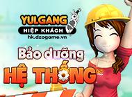 Yulgang Hiệp Khách Dzogame VN - Bảo Trì Fanpge (lần 2) (01.2021) - 14012021