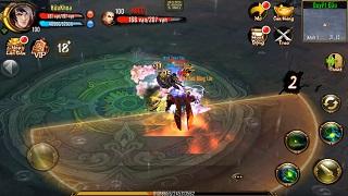 Thiên Long Bát Bộ 3D - Cái Bang vượt phòng thủ Thiếu Lâm