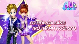 Au Mobi VNG – Game nhảy mobile chuẩn Audition PC tấn công làng game Việt tháng 10 này