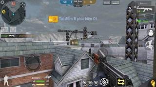 Crossfire Legends – Rank C4 có thêm bản đồ Đài Quan Sát và Nguy Cơ