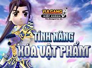 yulgang hiep khach - Tính năng Xóa Vật Phẩm - 01062019