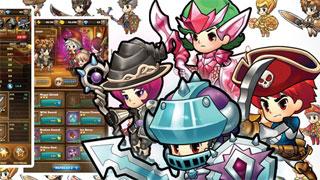 Game xếp hình nhập vai Puzzle Guardians mở cửa thử nghiệm trong hôm nay