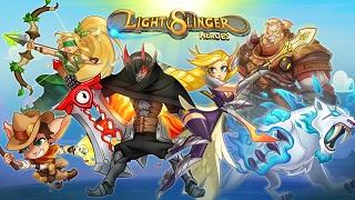 LightSlinger Heroes - Game bắn trứng ấn định ra mắt vào tuần sau