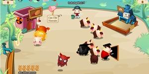 Game thủ hồ hởi mở nông trại nuôi heo với Piggy