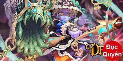 Dragon Saga ra mắt ở Việt Nam với tên Kiếm Rồng Mobile