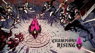 Champions Rising - tân binh thẻ bài kết hợp MOBA từ Nexon vừa ra mắt