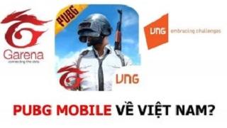 Rộ thông tin PUBG Mobile về Việt Nam dưới bàn tay của...