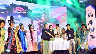 Buổi offline sinh nhật 1 năm hoành tráng của Thiên Long Bát Bộ 3D