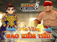 Yulgang Hiệp Khách Dzogame VN - [Sự Kiện] Nhận Búa Vàng Cùng Đao Kiếm Tiếu (01.2021) - 26012021