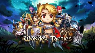 Wonder Tactics game nhập vai chiến lược cực hay sắp có phiên bản tiếng Việt