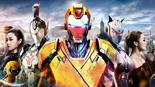 Nhân lúc Tony kẹt ngoài vũ trụ, Trung Quốc tung ngay phiên bản Iron Man nhái dưới mác Tôn Ngộ Không