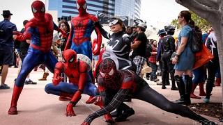 Tổng hợp Cosplay tại Comic – Con 2016