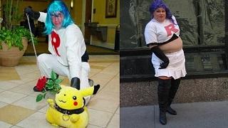Khóc thét với những hình ảnh cosplay Pokemon cực bá đạo