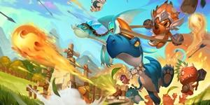 Advance Dino: Cuộc chiến của những chú khủng long siêu dễ thương