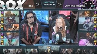 2 team LMHT bị Riot Games cảnh cáo vì cấm 5 hỗ trợ và giết quá nhiều mạng khi đối đấu với team nữ