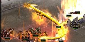 Webgame 3D là bước tiến mới cho loại hình giải trí trực tuyến tại Việt Nam