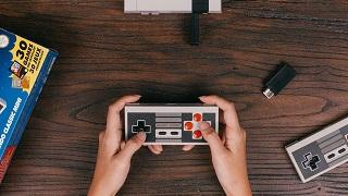 Một thông điệp bí ẩn được tìm thấy trong chiếc máy điện tử 4 nút NES