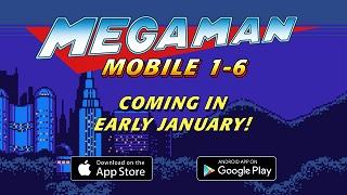 Mừng vì 6 game Mega Man mobile có mặt vào tháng sau nhưng lại buồn vì...