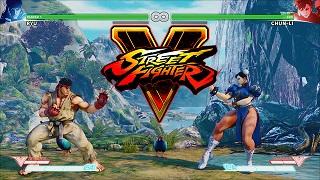 Game thủ có thể trải nghiệm huyền thoại Street Fighter V miễn phí ngay hôm nay