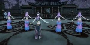 Vũ điệu cồng chiêng phiên bản game Cửu Âm Chân Kinh