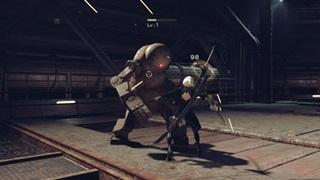 Há hốc mồm chiêm ngưỡng demo Nier: Automata trên PS4