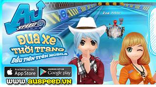 VTC Mobile công bố ngày ra mắt của AU Speed