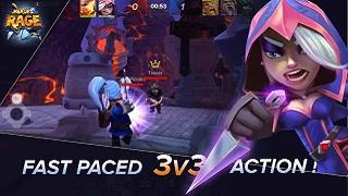 Heroes Rage – tân binh RPG đồ hoạ chibi ngộ nghĩnh vừa ra mắt