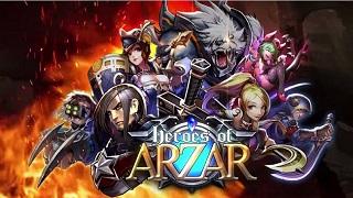 """Heroes of Arzar - tân binh chiến thuật """"lai tạp"""" cực độc đến từ LINE"""