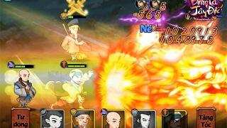 Đông Tà Tây Độc – Game thẻ tướng kiếm hiệp sẽ ra mắt vào tháng sau