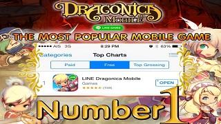 Dragonica vươn lên top 1 ở các bảng xếp hạng khu vực Đông Nam Á