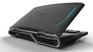 Predator 21X – Siêu máy tính chơi game mới của Acer