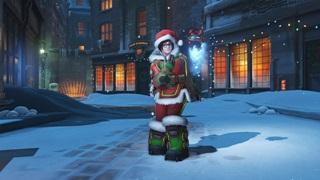 """""""Skin Giáng Sinh của Mei đã xấu lại còn đắt"""""""