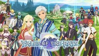 """Tales of the Rays: Serie huyền thoại JRPG """"đặt chân"""" lên Mobile"""