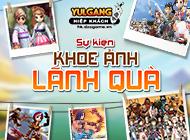 yulgang hiep khach - Khoe ảnh lãnh quà (2) (10.2020) - 29102020